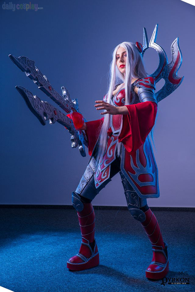 Classic Irelia from League of Legends