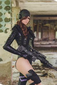 Jessica Sherawat from Resident Evil: Revelations
