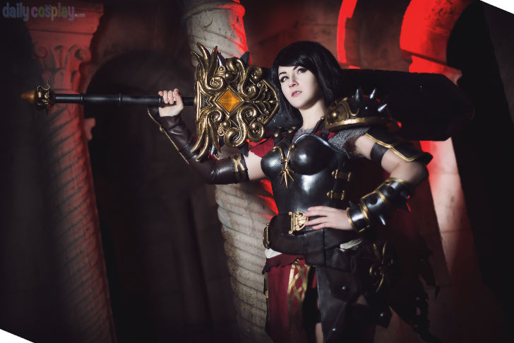 Bellona from SMITE