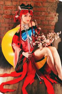 Princess Kakyuu from Sailor Moon