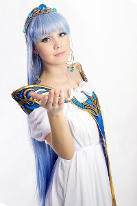 Umi Ryuuzaki from Magic Knight Rayearth