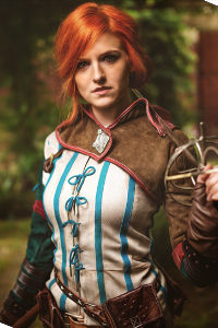 Triss Merigold from The Witcher 2