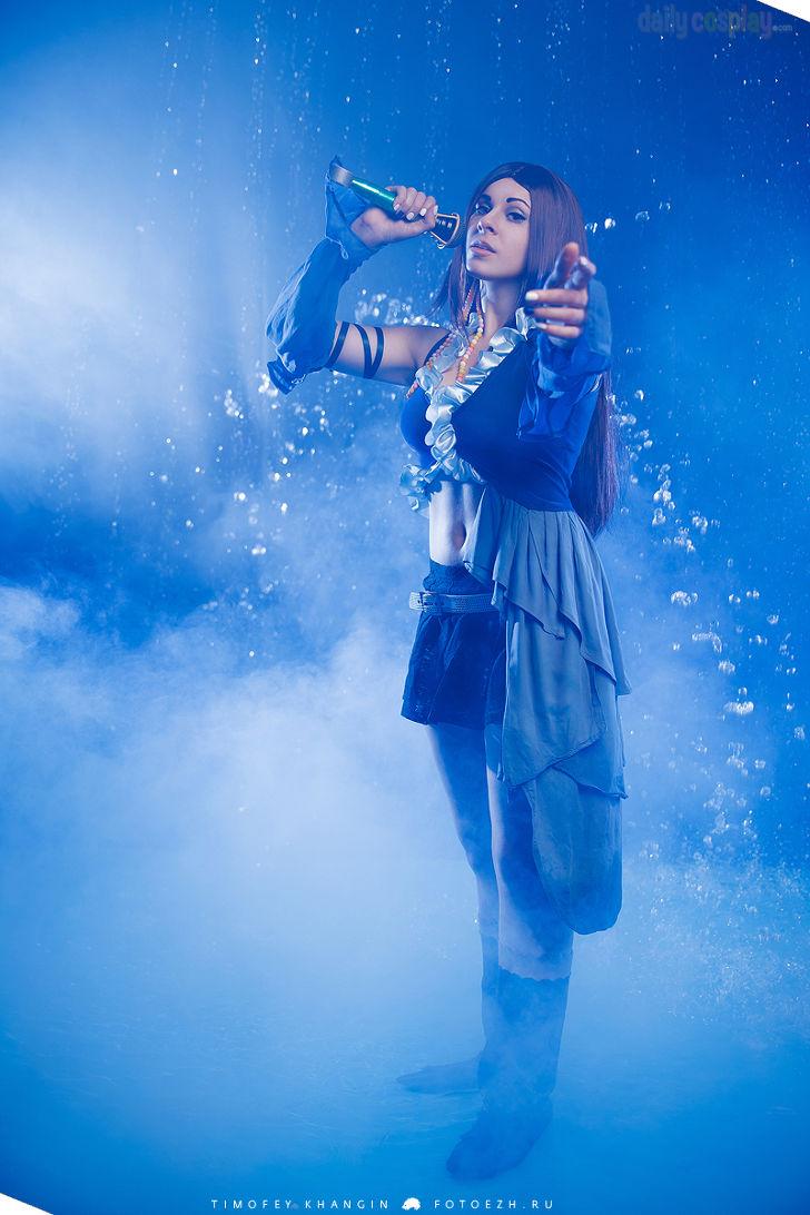 Lenne Songstress from Final Fantasy X-2