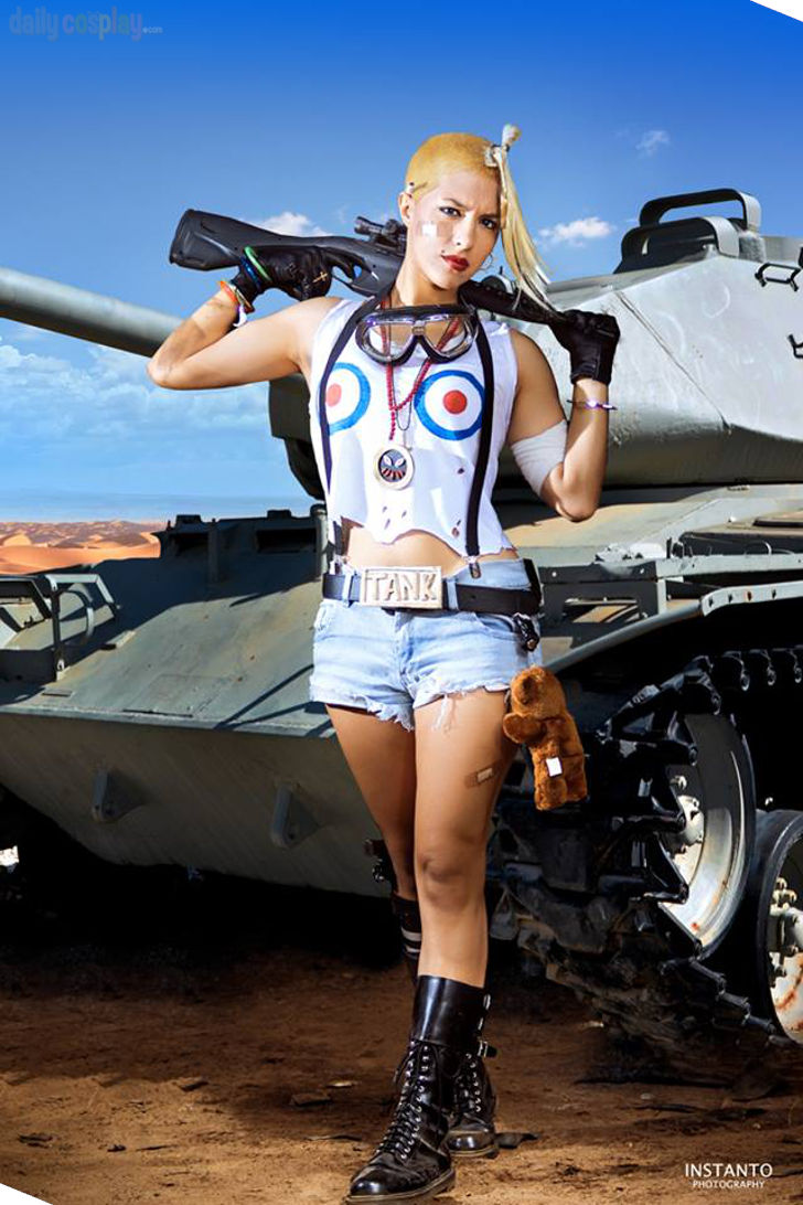 Tank Girl from Tank Girl