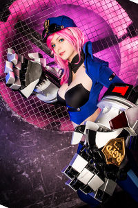 Officer Vi from League of Legends