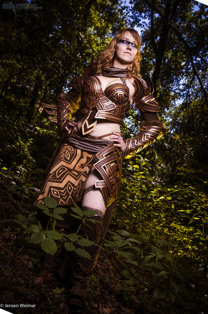 Norn from Guild Wars 2