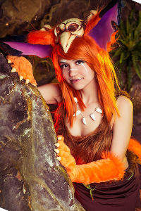 Gnar (Human Version) from League of Legends