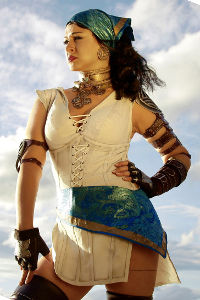 Isabela from Dragon Age II