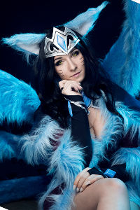 Ahri Midnight from League of Legends