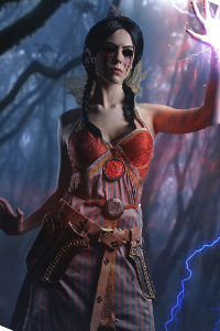 Philippa Eilhart from The Witcher 3