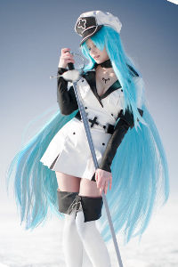 Esdeath from Akame ga Kill!