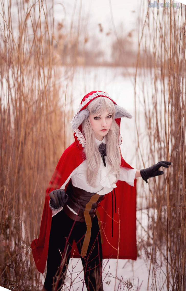 Velouria from Fire Emblem Conquest