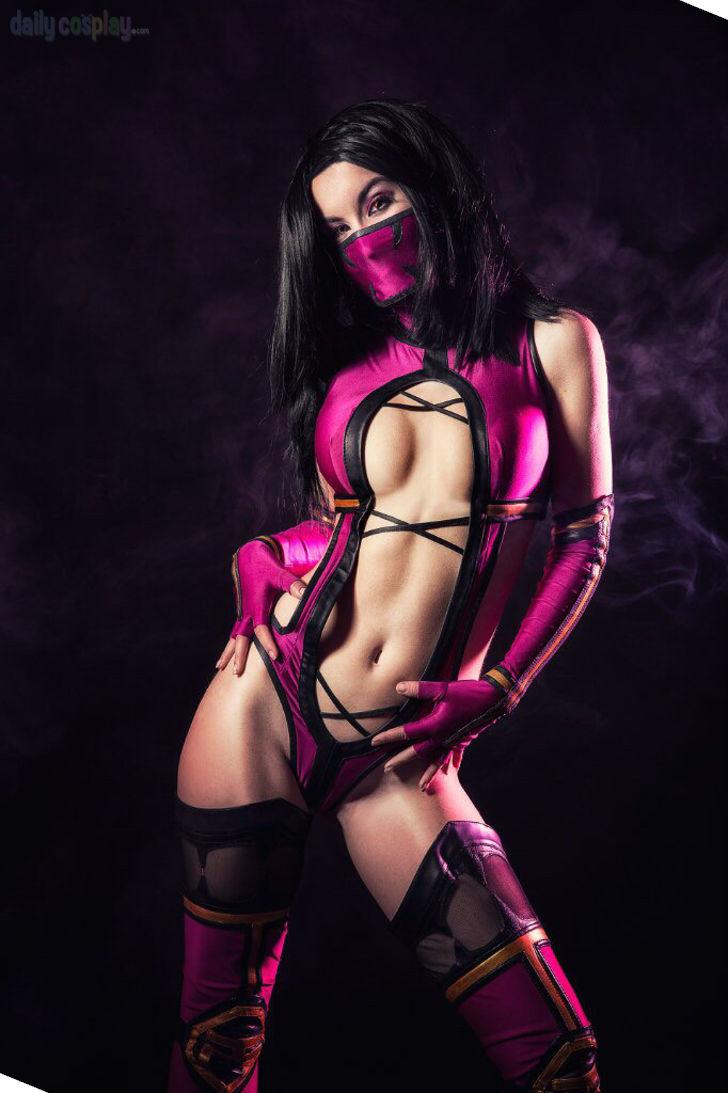 Mileena from Mortal Kombat 9