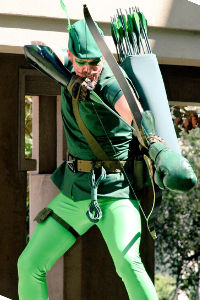 Green Arrow from DC Comics