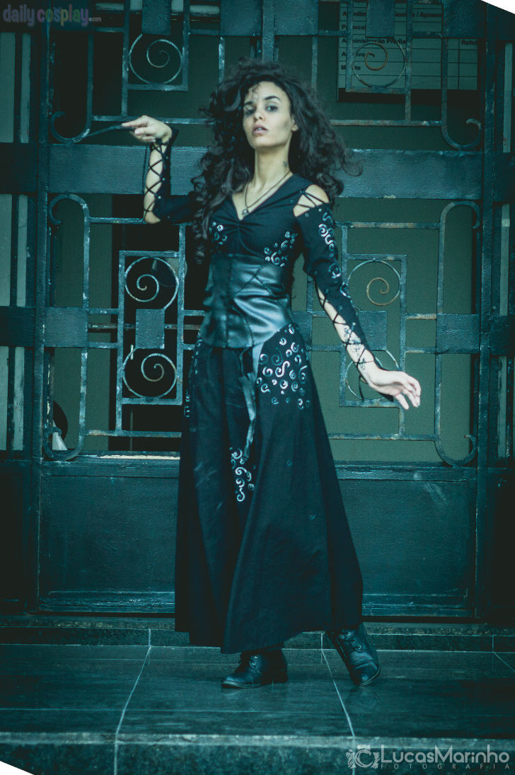Bellatrix Lestrange from Harry Potter
