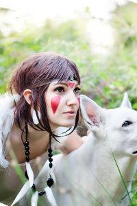 San / Princess Mononoke from Princess Mononoke