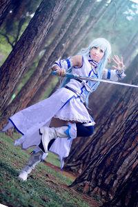 Asuna Undine from Sword Art Online