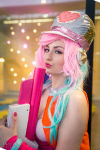 Arcade Miss Fortune from League of Legends