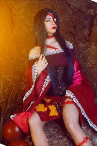 Adiane the Elegant from Tengen Toppa Gurren Lagann