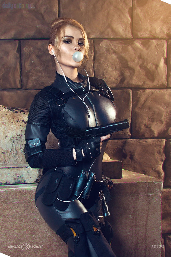 Cassie Cage from Mortal Kombat X