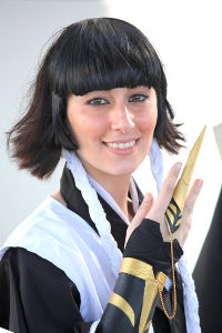 Soi Fon from Bleach