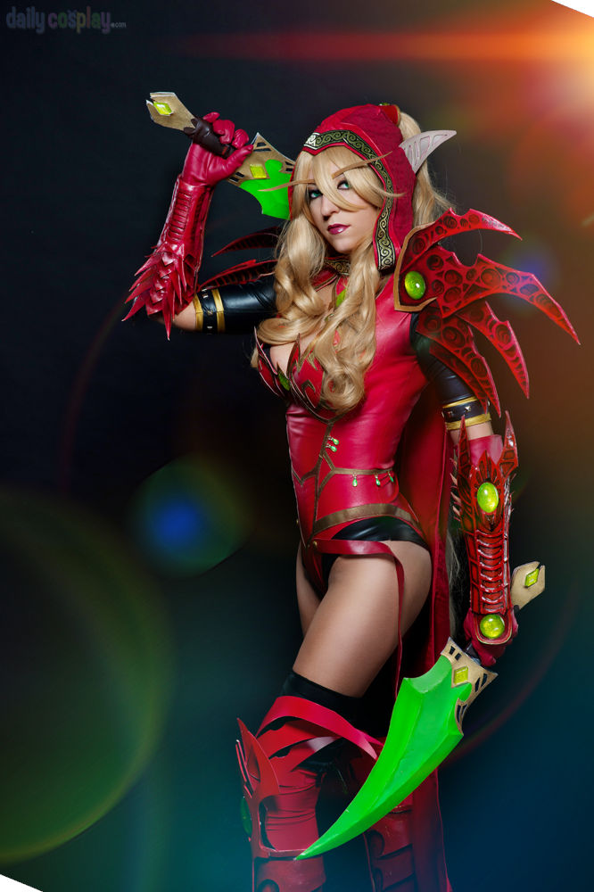 Valeera Sanguinar from Hearthstone: Heroes of Warcraft
