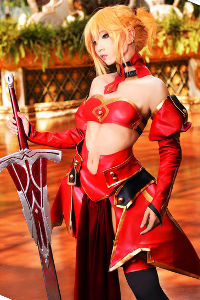 Mordred from Fate Apocrypha