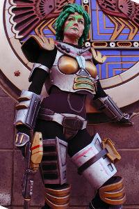 Jade from Shadow Raiders