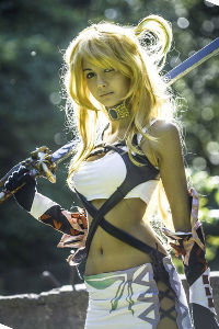 Milla Maxwell from Tales of Xillia