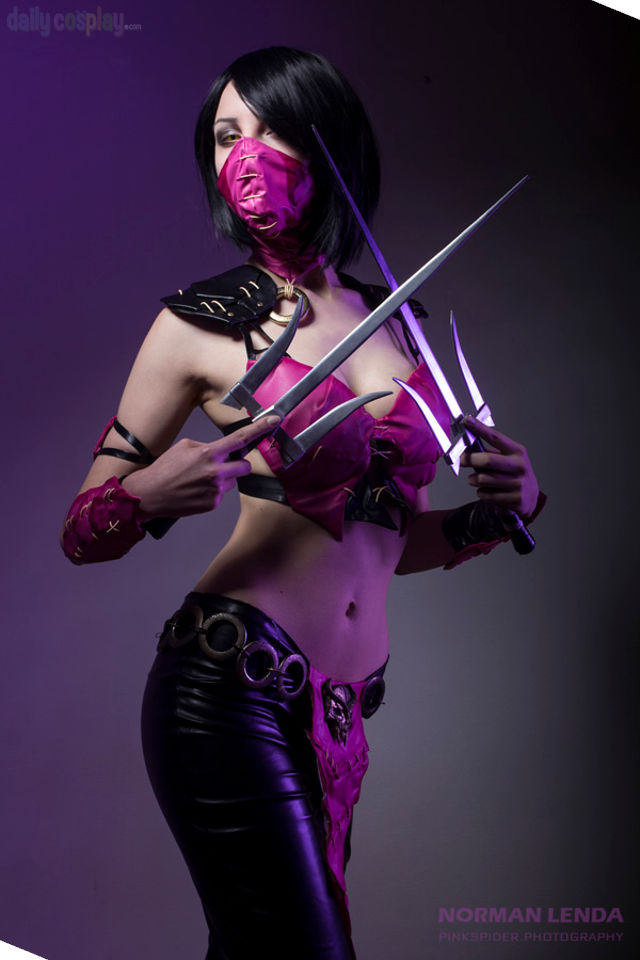Mileena from Mortal Ko...