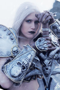 Lich Queen from World of Warcraft