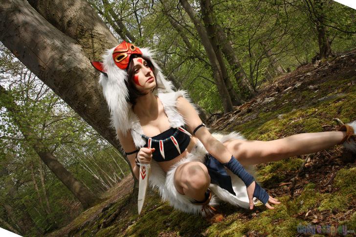 San from Princess Mononoke
