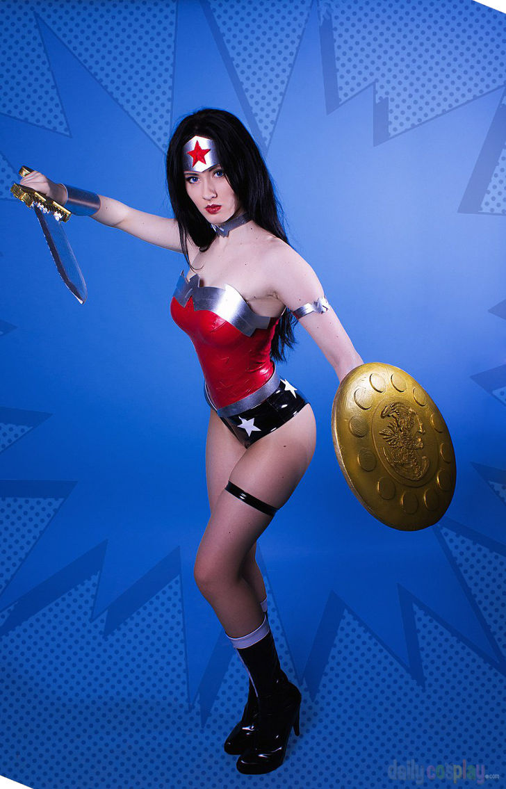 Wonder Woman from DC Comics