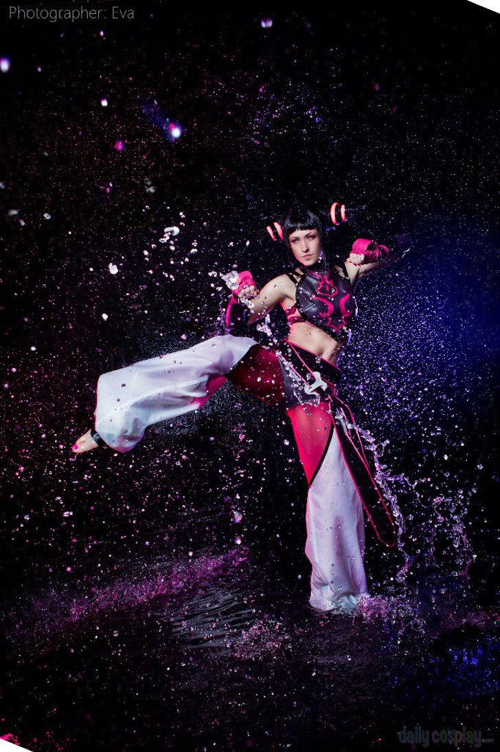 Juri Han from Street Fighter IV