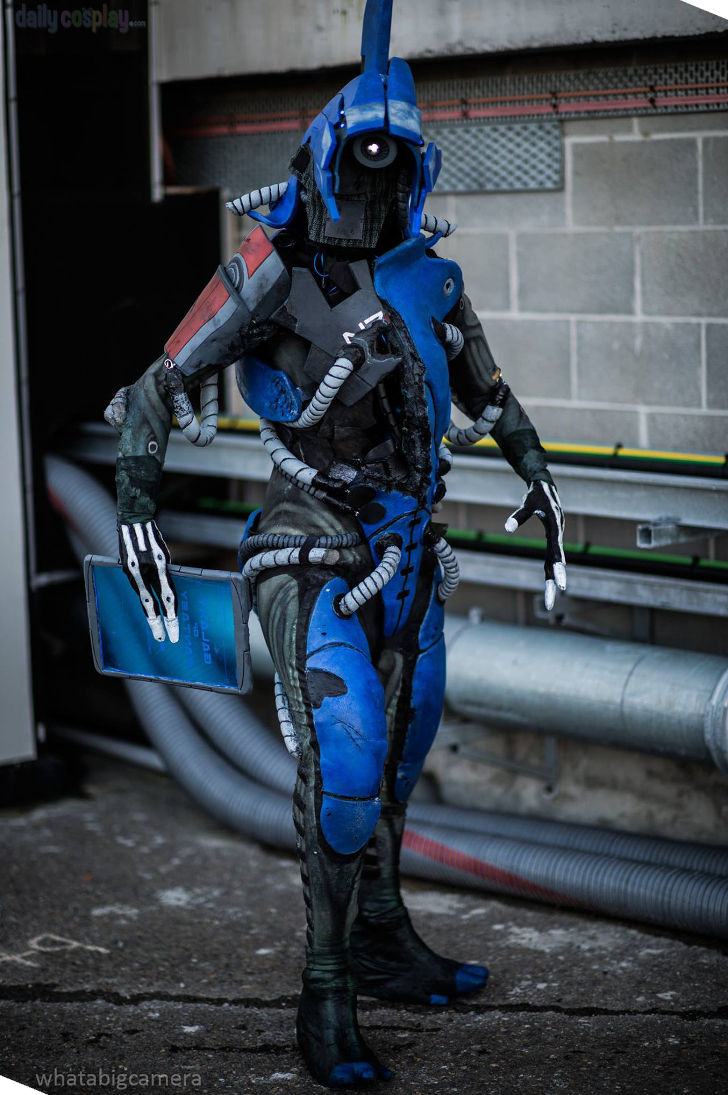 Legion from Mass Effect