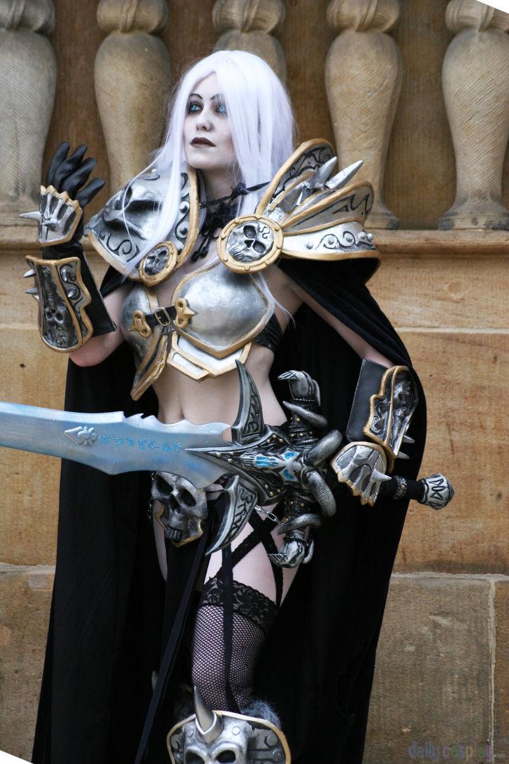 Lich Queen from Warcraft