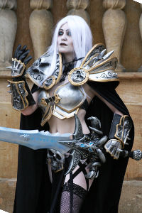 Lich Queen from Warcraft
