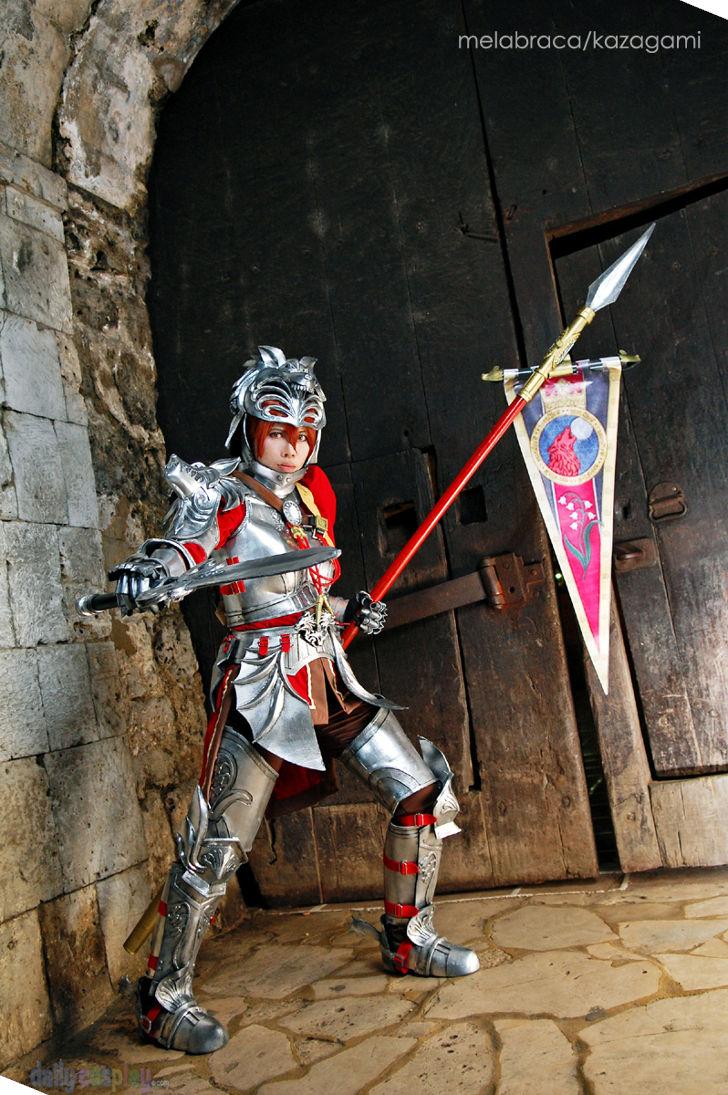 Hildegard von Krone from Soulcalibur IV