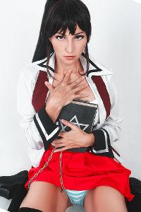 Imari Kurumi from Bible Black