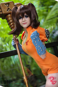 Diane from The Seven Deadly Sins