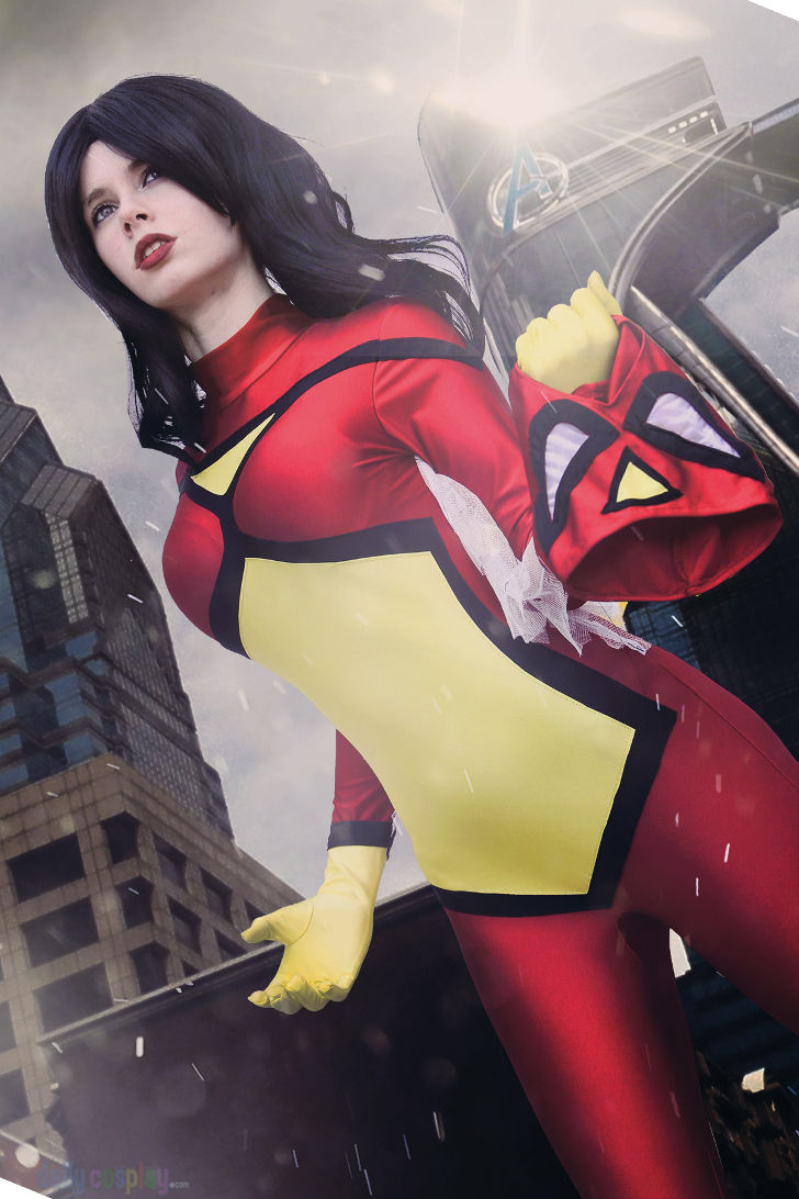 Spider-Woman from Marvel Comics