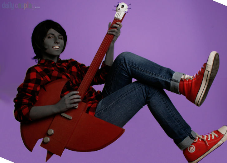 Marshall Lee from Adventure Time