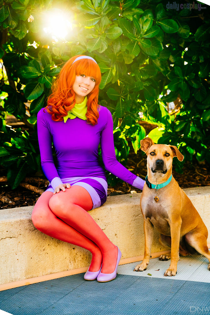 Daphne Blake from Scooby-Doo