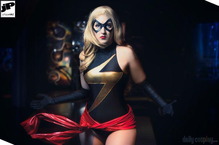 Ms. Marvel from Marvel Comics