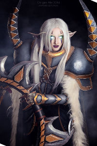 Maiev Shadowsong from World of Warcraft