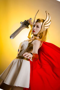 She-Ra from She-Ra: Princess of Power