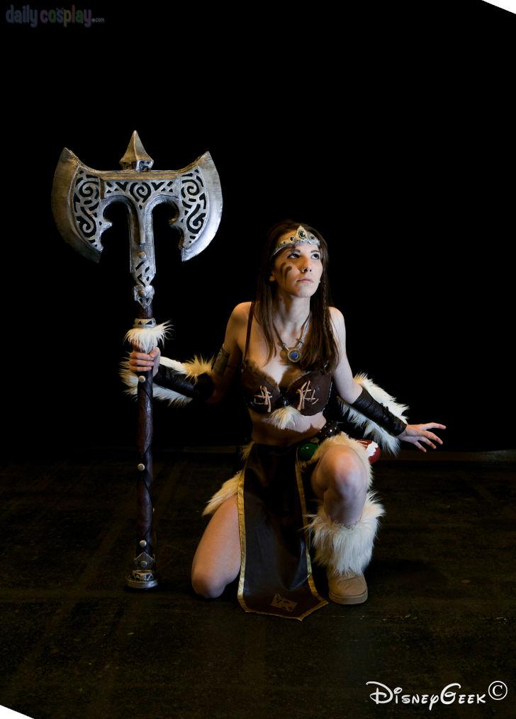 Dovahkiin from Skyrim: Elder Scrolls
