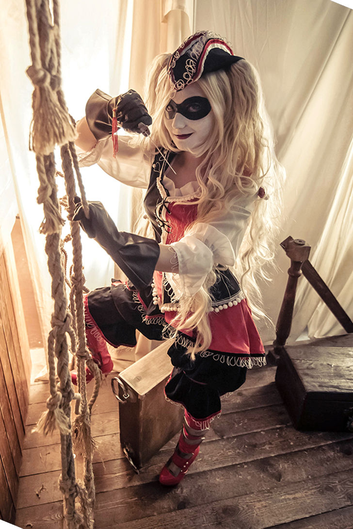 Harley Quinn from DC Comics