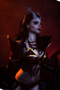 Queen of Pain from Dota 2