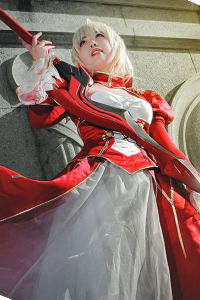 Saber (Nero Claudius) from Fate/Extra
